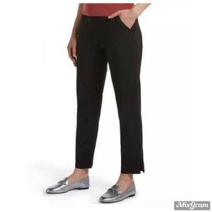 HUE Women's Leggings Size Small Black Temp Tech Tr